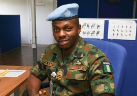 'My passion was to join the military'