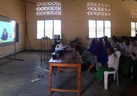 Leadership Lessons in Dadaab, Kenya.