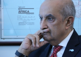 Maged Abdelaziz, Under-Secretary-General and Special Adviser on Africa. Photo: Africa Renewal/Paddy Ilos