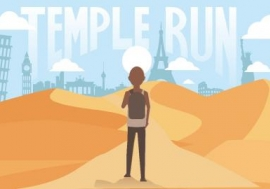 'Temple run' is the term used in Sierra Leone to describe irregular migration.