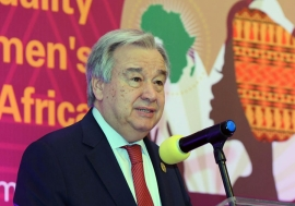 United Nations Secretary-General, António Guterres
