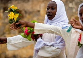 The Saleema initiative, launched in 2008 by the National Council of Child Welfare and UNICEF Sudan, supports the protection of girls from genital cutting.
