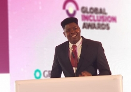 A young Nigerian redefines innovation during COVID-19