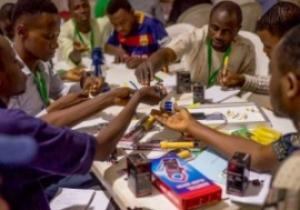 Solar Lantern Hands-on Training on Energy Efficiency and Renewable Energy Technologies. UN Habitat.