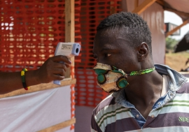 West Africa COVID-19 deaths surge amid Ebola and other outbreaks.