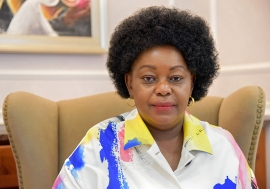 Millie Odhiambo has served as a Member of Parliament since 2008.