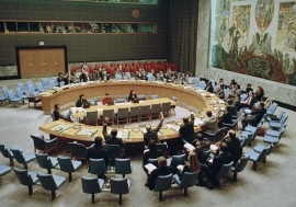 Security Council Unanimously Adopts Resolution 1325 (2000) calling for participation of women in the
