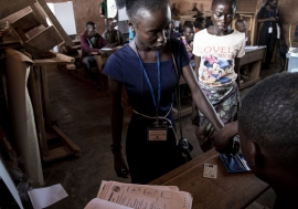 Central Africa Republic Elections: Eight Questions for a First-Time ...