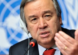António Guterres, United Nations Secretary-General
