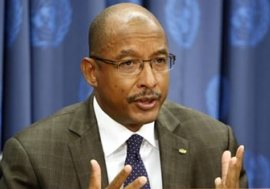 Ibrahim Assane Mayaki, chief executive officer of NEPAD