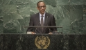 Paul Kagame, President of the Republic of Rwanda, addresses the general debate of the General Assembly's seventy-first session.