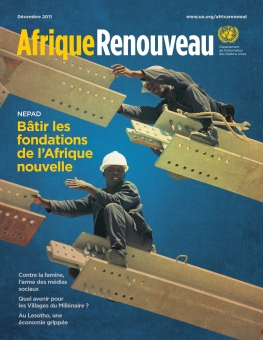 Africa Renewal Magazine December 2011 French