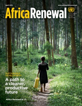 Africa Renewal Magazine April 2012