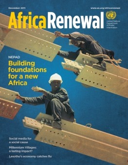 Africa Renewal Magazine December 2011