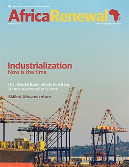 August 2013 magazine cover