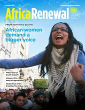 Africa Renewal Magazine August 2011
