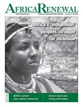 Africa Renewal Magazine April 2007