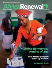 Africa Renewal August 2016