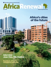 Africa Renewal April 2016