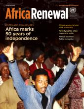 Africa Renewal Magazine August 2010