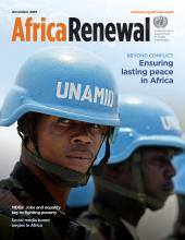 Africa Renewal Magazine December 2010