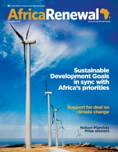 Africa Renewal December 2015