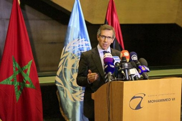 Special Representative and head of the UN Support Mission in Libya (UNSMIL) Bernardino León.
