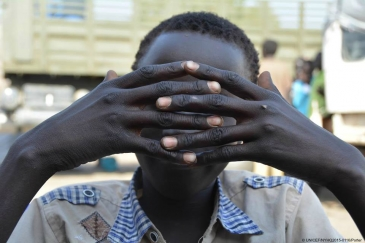 Children have been killed, raped and abducted in a series of recent attacks in South Sudan's Unity State. Photo: UNICEF/Porter