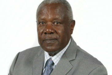 Retired Lieutenant General Daniel Opande