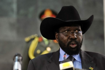 Le Président du Soudan du Sud, Salva Kiir. Photo: ONU/Isaac Billy