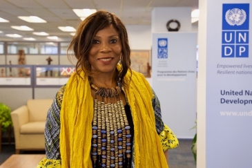 Ahunna Eziakonwa, director of the UNDP Regional Bureau for Africa