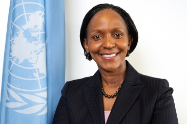 —Joyce Msuya, United Nations Environment Programme's Deputy Executive Director