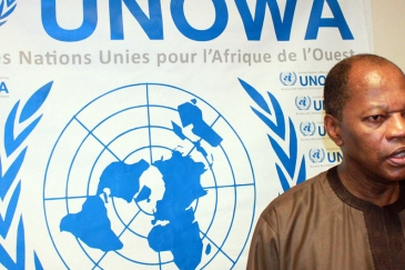 Mohamed Ibn Chambas, Special Representative of the Secretary-General and Head of the United Nations Office for West Africa and the Sahel (UNOWAS). Photo: UNOWAS