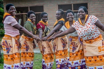 The Joint Programme on Girls' Education brings together teachers and parents to help keep girls in school.