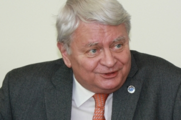 Head of Peacekeeping Operations Herve Ladsous