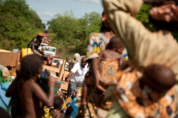 IOM continues to provide registration, coordination of humanitarian activities.