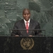 Central African Republic - H.E. Mr. Faustin Archange Touadera, President