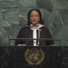 Kenya - H.E. Ms. Amina Chawahir Mohamed, Cabinet Secretary for Foreign Affairs and International Trade