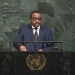 Statement Summary:  HAILEMARIAM DESALEGN, Prime Minister of Ethiopia, welcomed moves to strengthen the role of United Nations peacekeeping efforts with the aim of addressing challenges to international peace and security.  Geopolitical tensions reminiscen