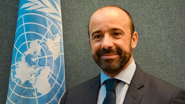 Under-Secretary-General for Legal Affairs and United Nations Legal Counsel Miguel de Serpa Soares