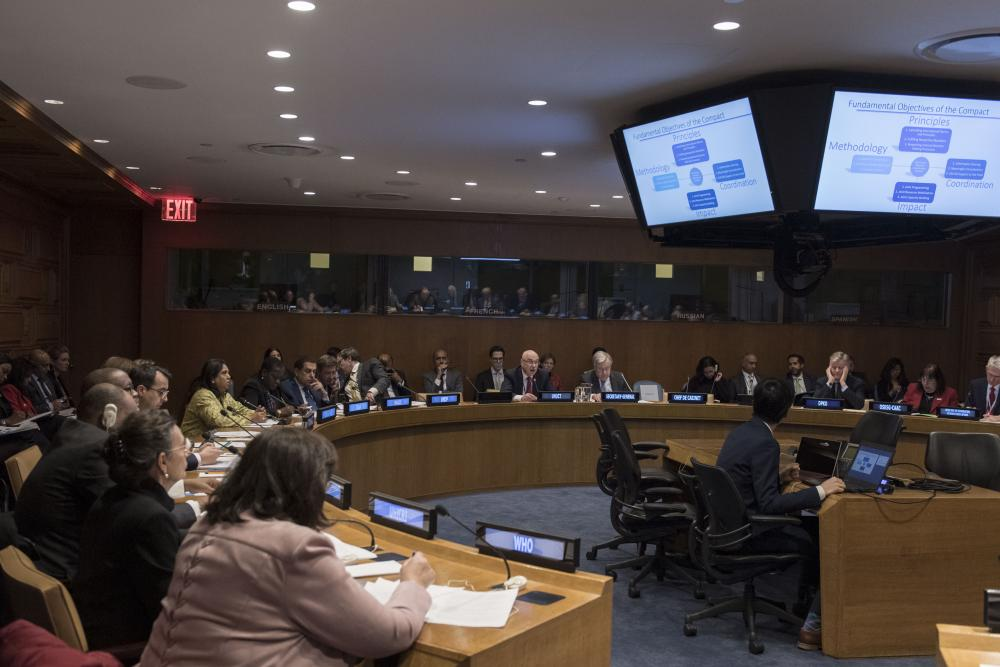UN Global Counter-Terrorism Coordination Compact Committee