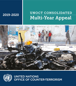 UNOCT Consolidated Multi-Year Appeal - United Nations Office of Counter-Terrorism