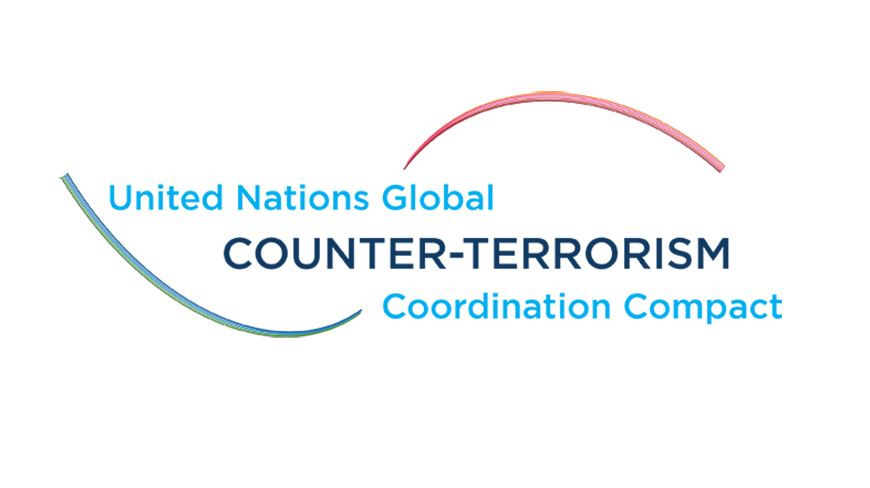 Logo of the United Nations Global Counter-Terrorism Coordination Compact
