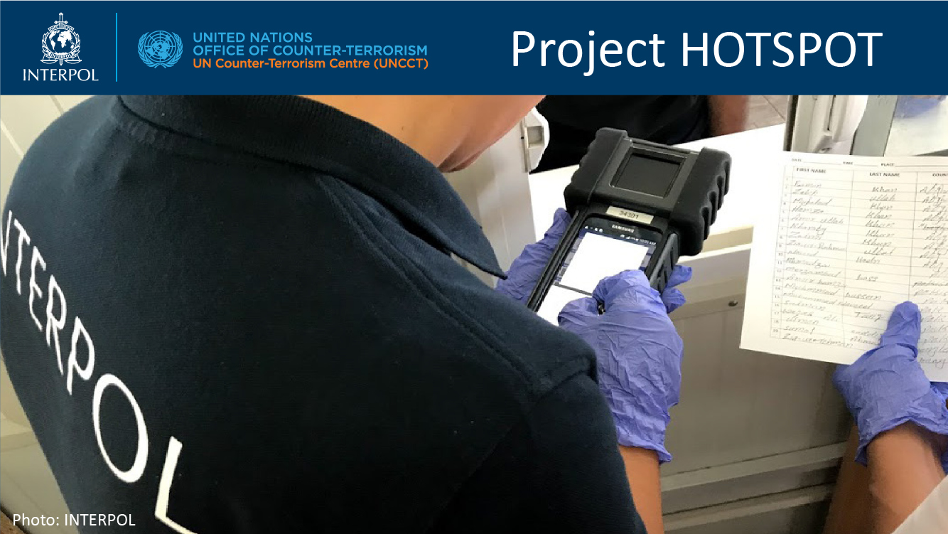 Image of Project HOTSPOT
