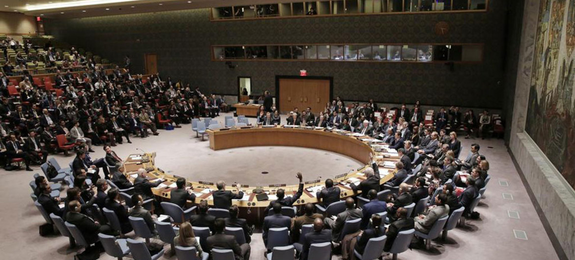 UN Photo/Evan Schneider - Security Council holds its first ever meeting at Finance Ministers' level.