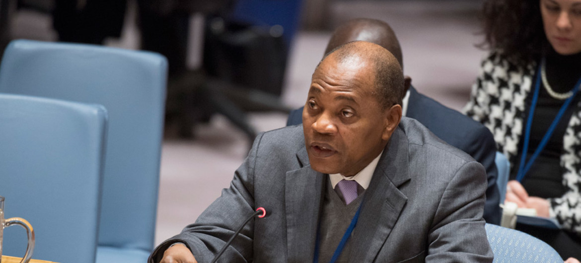 Mohammed Ibn Chambas, Special Representative of the Secretary-General