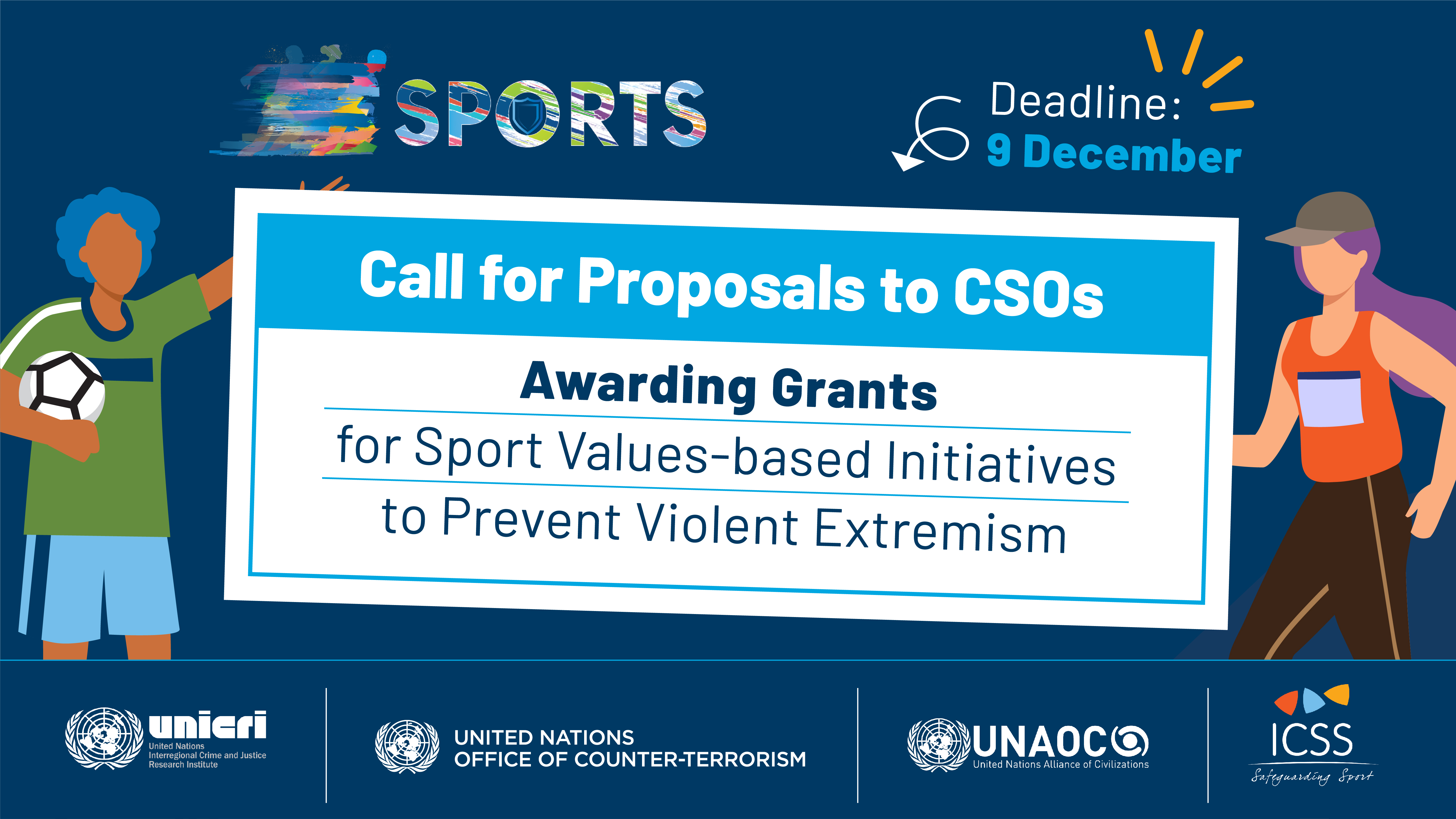 Preview of Call for Proposals to CSOs