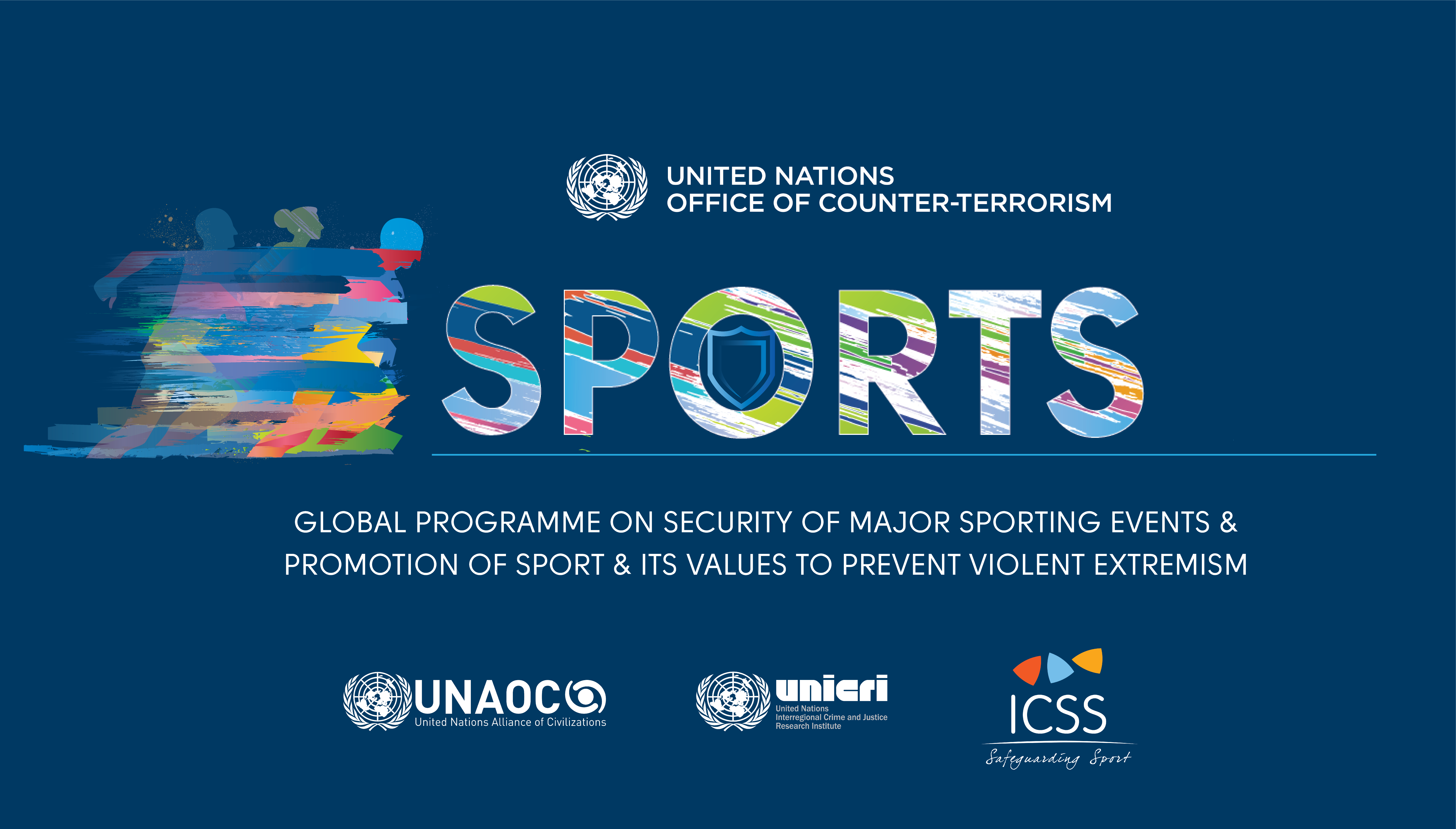 Launch event of UNOCT's sport and security programme