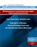 Cover of Basic Human Rights Reference Guide