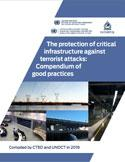 The protection of critical infrastructure against terrorist attacks: Compendium of good practices- Cover